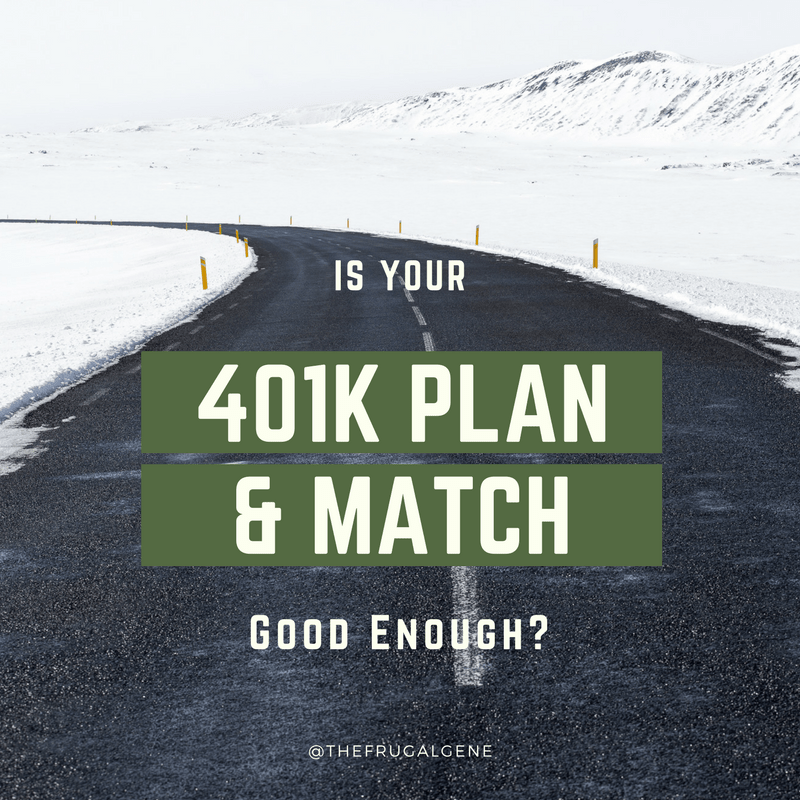 Is your 401K good enough? Yes! Here is how.