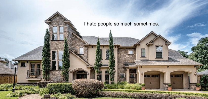 The Financials Behind Owning A Mcmansion Today The Frugal Gene